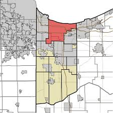 Shelby County Zip Code Map by Calumet Township Lake County Indiana Wikipedia