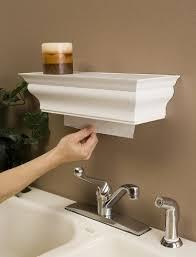 Home Bathroom Paper Towel Holder Best Bathroom - Paper towel dispenser for home bathroom