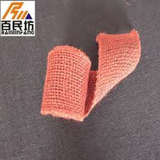 decorative ribbons china high quality jute decorative ribbons colored 2 5 3y