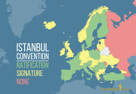 Istanbul Map Istanbul Convention Check How Your Country Is Doing In Our Map