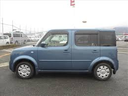 nissan van 2007 2007 nissan cube 15m red colour bench seats used car for sale at