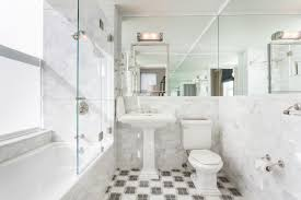 how choose tile for small bathroom