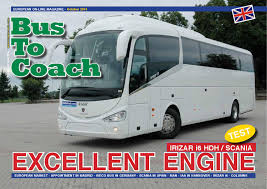 bustocoach european on line magazine october 2014 by transport
