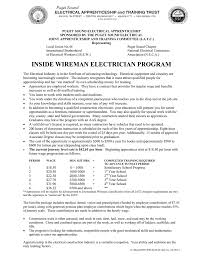 puget sound electrical apprenticeship