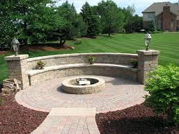 Patio Table With Fire Pit Built In by Patio Chair Designs 25 Best Ideas About Backyard Fire Pits On