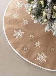 burlap christmas tree skirt christmas tree skirt diy littlebubble me