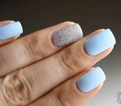nail designs light blue beautify themselves with nails for