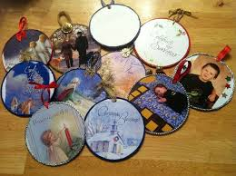 how to make cd ornaments repurposing upcycling and ornament