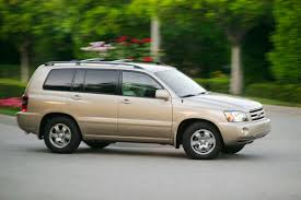 2003 toyota highlander limited reviews 2006 toyota highlander hybrid review ratings specs prices and