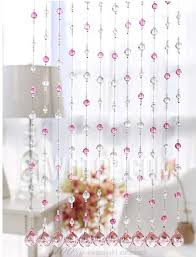 Beaded Curtains With Pictures Crystal Glass Beaded Curtains Twenty Three Strings Of Beads 4cm