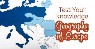 Map Of Europe Test by Test Your Knowledge Geography Of Europe Quiz Quizony Com