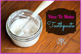 homemade toothpaste a natural recipe that is simple and effective