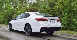 Acura Tlx Spec 2018 Acura Tlx A Spec 15
