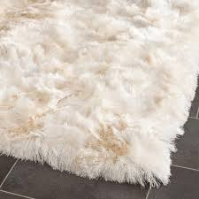 Best Modern Rugs by Rugs Fuzzy White Rug Yylc Co