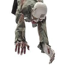 marelight electronic crawling light sensored halloween horror