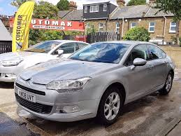 citroen c5 1 6 hdi vtr full service history parking sensor