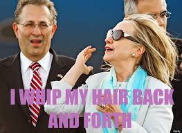 Hillary Clinton Texting Meme - hillary clinton goes to cabo for the g 20 summit whips her hair
