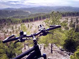South Dakota mountains images Mountain bike trails near south dakota jpg