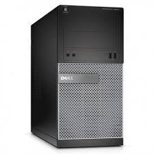dell ordinateur de bureau pc de bureau dell optiplex 3020 i3 4è gén 4 go 500 go technopro