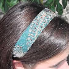 beaded headband saree beaded headband girl intuitive