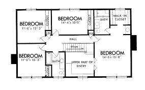 4 bedroom bungalow house plans pdf