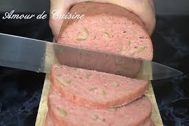 un fait l amour dans la cuisine cachir a la viande hachee charcuterie algerienne fait maison