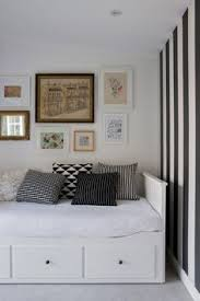 Ikea Daybed Hack Ikea Hemnes Day Bed The Bolster Pillows And Structured Bedding