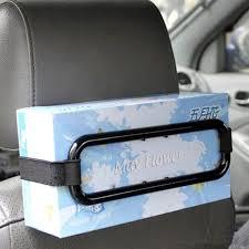 porte box auto voiture pare soleil tissue paper box auto accessoires porte