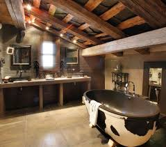 country rustic bathroom ideas fantastic rustic bathroom design ideas