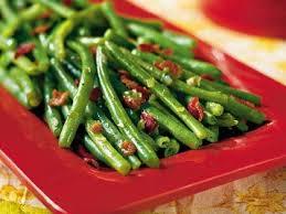 sautéed green beans with bacon recipe myrecipes