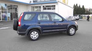 blue book value 2004 honda crv 2005 honda cr v eternal blue pearl stock 29892bl walk around