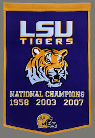 lsu banner 76196 79 99 teams and themes sports mats and