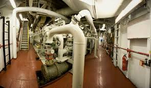 engine control room u0026 engine room joides resolution ocean
