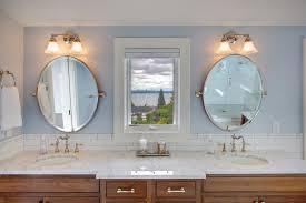 Bronze Bathroom Vanity Lights Antique Wood Mirror Bathroom Farmhouse With Bathroom Window