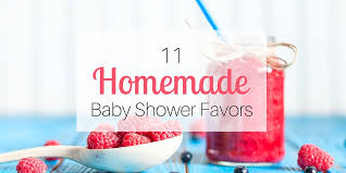 Home Made Baby Shower Decorations - 11 homemade baby shower favors diy baby shower favors to make at