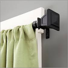 wrought iron curtain rods walmart curtain home decorating