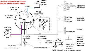 tachometer wiring diagram tachometer wiring diagrams instruction