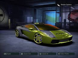 speed of lamborghini gallardo need for speed carbon my lamborghini gallardo by tonyarkilo on