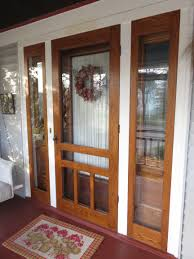 Storm Door With Removable Glass Fleshroxon Decoration