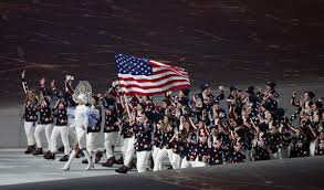 What Is The Flag Code Why Won U0027t Team Usa Dip Its Flag At Olympic Opening Ceremonies