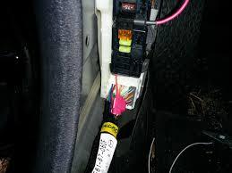 2014 Mustang Wiring Diagram Backup Camera Reverse Light Wire In Cabin Mx 5 Miata Forum