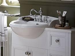 semi recessed bathroom sinks semi recessed basins bathroom sinks heritage