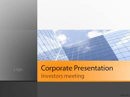 corporate powerpoint presentation template free best powerpoint