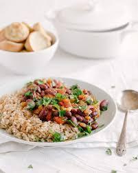 Main Dish Rice Recipes - 10 filling plant based main dish recipes a couple cooks