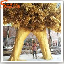 china manufacturer cheap outdoor artificial plastic large big