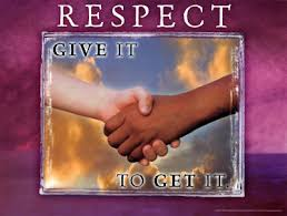 Papers on respecting others   Respect   Respecting Others   Lesson