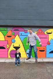 What Is A Mural by Let U0027s Explore A Colorful Garage Mural U2013 Second City Mom