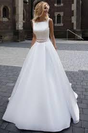wedding dress sale on sale princess simple a line satin ivory wedding dresses