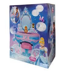 Vanity And Stool Set Image Disney Princess Cinderella Vanity And Stool Set Globorank