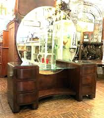 vanity desk with mirror ikea round vanity mirror art vanity with mirror art vanity with round